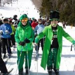 Summit County Real Estate Bubbles Green for St. Patrick's Day