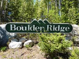 Breckenridge Homes in Boulder Ridge Subdivision