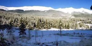 Highlands at Breckenridge winter