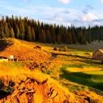 Custom Mountain Golf Homes in Keystone Ranch