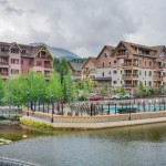 Water House Breckenridge Condos on Main Street