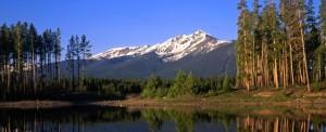 Subdivision in Frisco Colorado