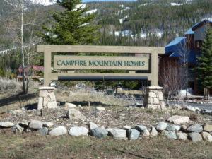 Campfire Mountain Homes
