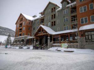 Keystone ski condos