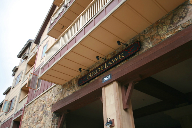 red hawk lodge