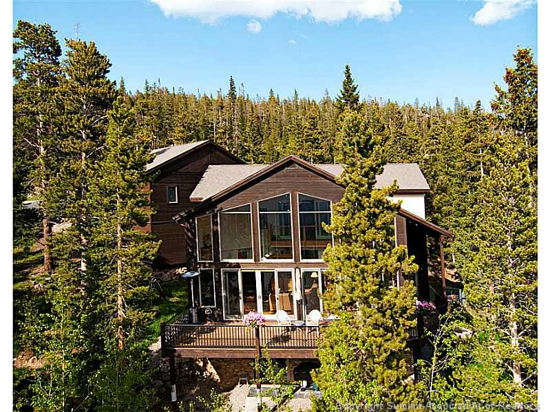 Mountain homes for sale in breckenridge co for Cabins for sale near breckenridge co